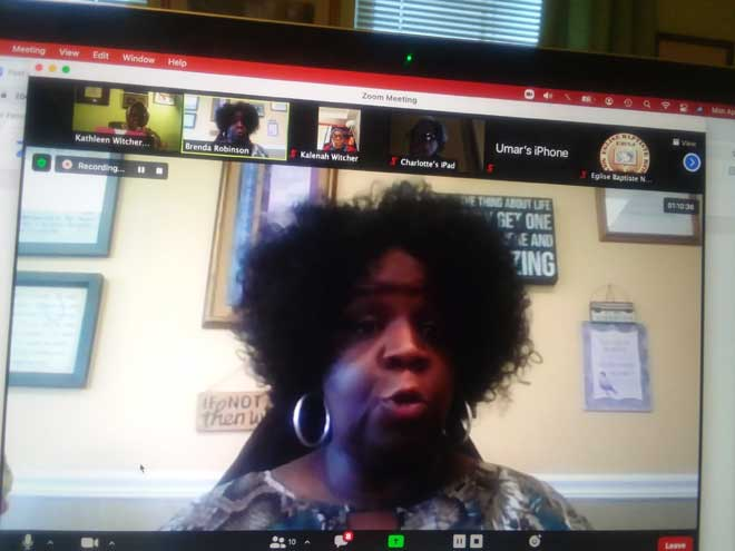 Irvington NAACP holds virtual session on financial literacy