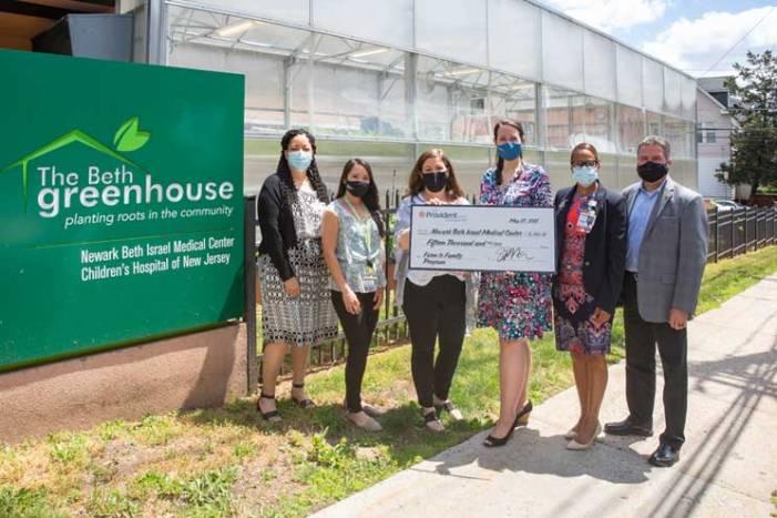 Newark Beth Israel receives $15K grant for family food program