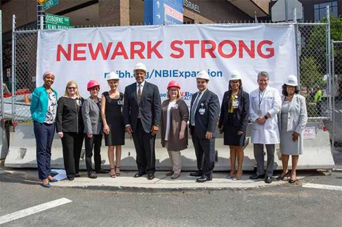 Newark Beth Israel announces new name for expansion project: 'Newark Strong'