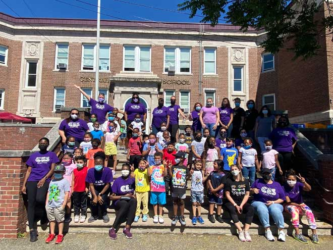 'Field day' brings big smiles to students in Orange