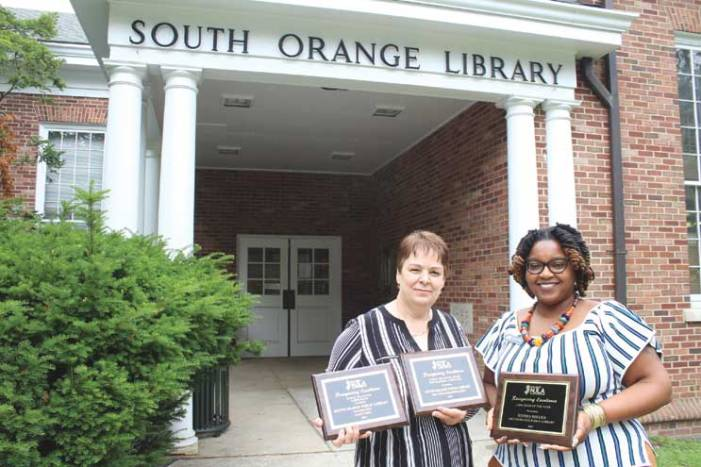 South Orange teen librarian named Librarian of the Year