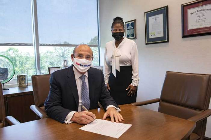 RWJBarnabas Health commits to advancing diversity and inclusion in the workplace