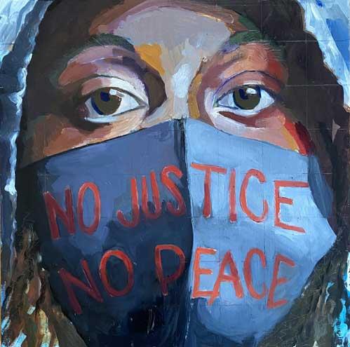 West Orange Arts Center presents hybrid 'Black Lives Matter' art experience