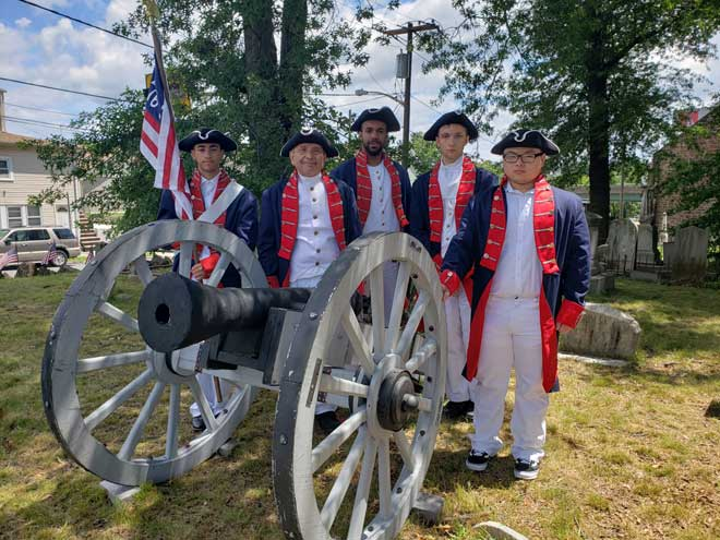 Belleville Historical Society hosts its annual July 4th celebration