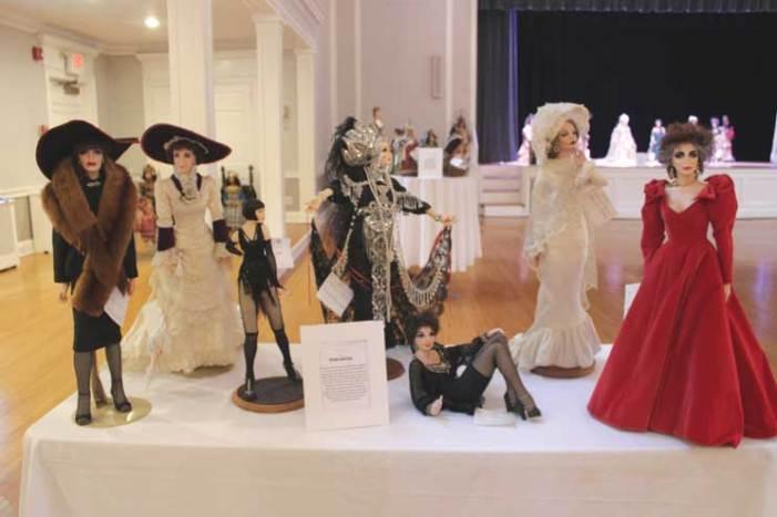 Welcome to the Glen Ridge Women's Club dollhouse