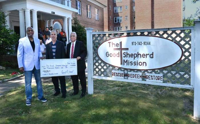 Area bank issues grants to local nonprofits, business