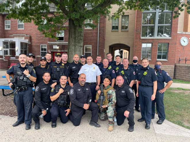 Active-shooter drill in Bloomfield prepares first responders for possible emergency