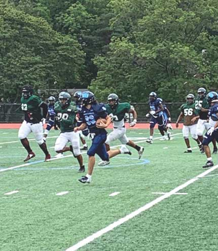 West Orange football aims to have another strong run