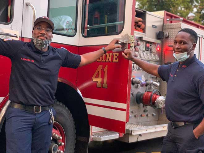 National Night Out proves to be night filled with fun in Irvington