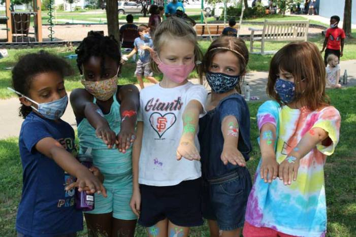 Maplewood Rec keeps kids engaged with themed weeks this summer