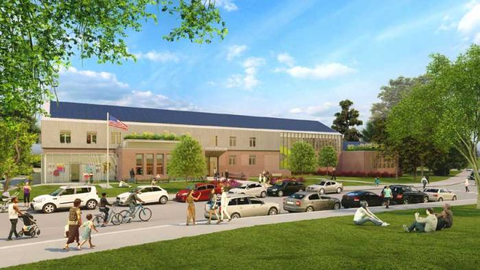 Maplewood Library to relocate as it builds a 21st-century library