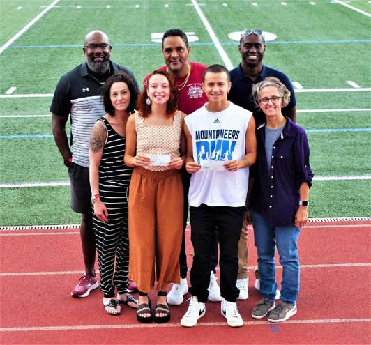 West Orange HS grads receive Joe Suriano Memorial Invitational Scholarships