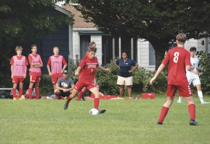 Glen Ridge HS boys soccer team seeks another run at title