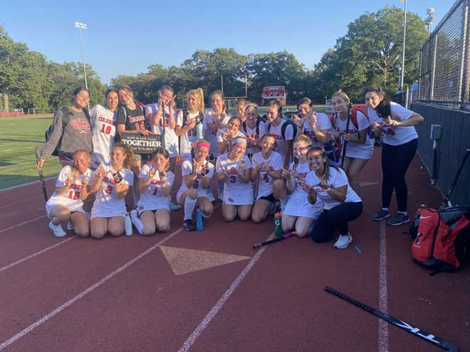 Columbia HS field hockey team is on the rise