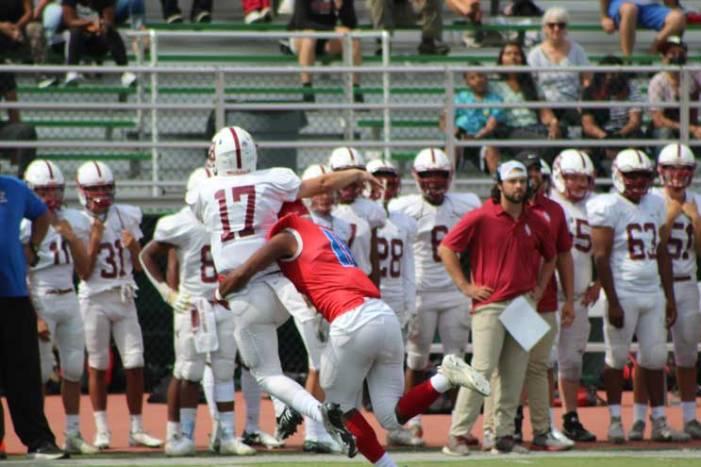 East Orange Campus HS football team rolls past Bloomfield
