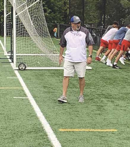 Glen Ridge HS football team cruises past Dwight Morrow