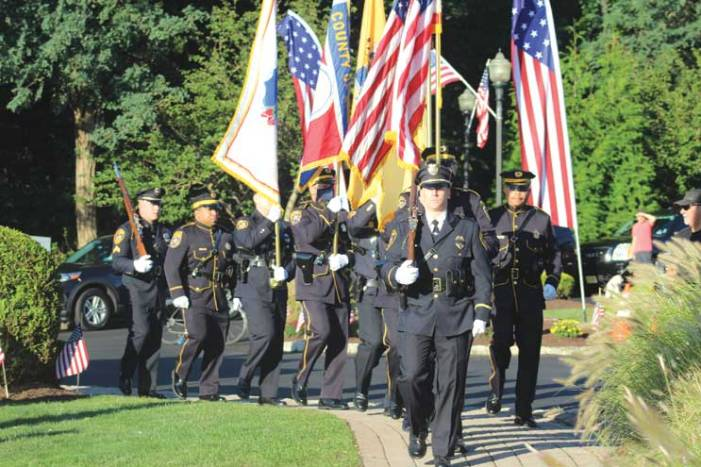 Essex County remembers on 20th anniversary of 9/11