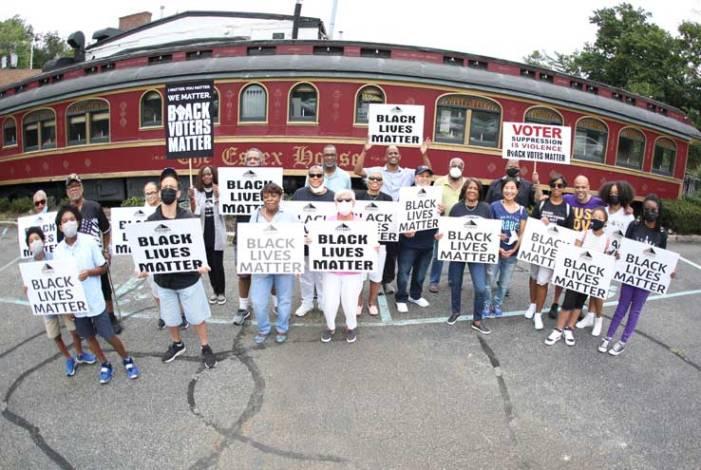 West Orange organization holds Black Lives Matter demonstration