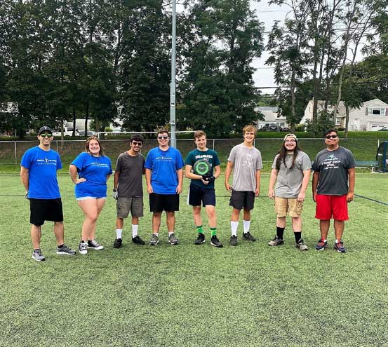 West Orange HS Ultimate Frisbee Club selected to test drive innovative disc