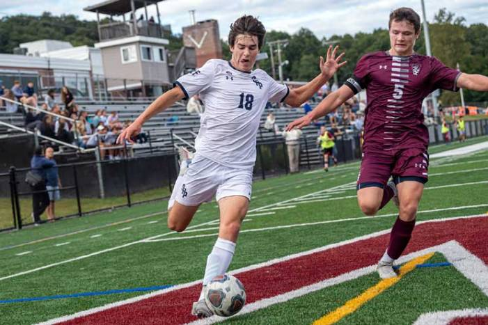Top-seeded Seton Hall Prep soccer team advances to ECT semifinals