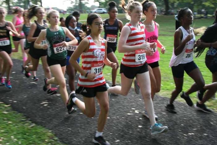 Glen Ridge HS cross-country runners give strong efforts at SEC meet