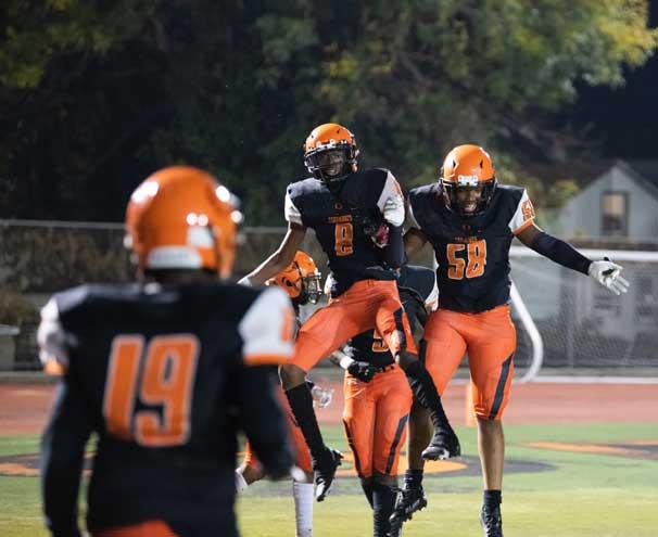 Photos: Orange HS football team defeats Barringer