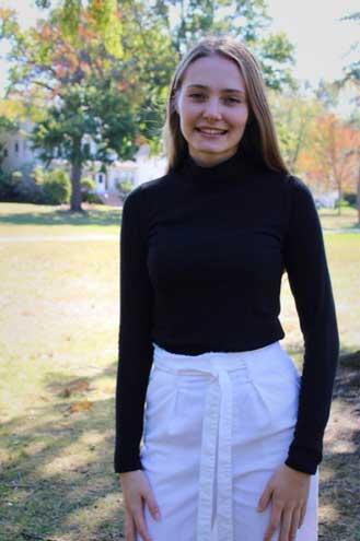 Public relations organization recognized South Orange student