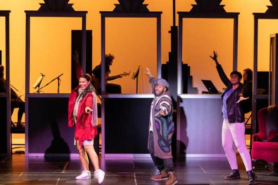New venue, but same great theater offerings from former South Orange company