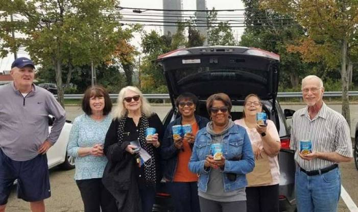 Essex County Retirees Education Association supports West Orange food pantry