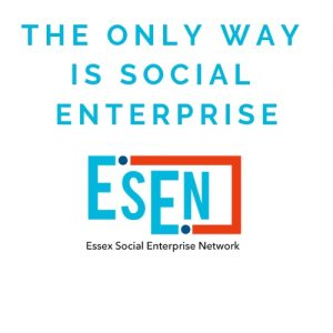 title and logo only way is social enterprise
