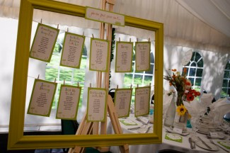 LITTLE STRINGERS INVITES TABLE PLAN
