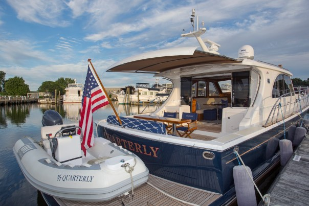 Eastbay 50 SX offered by Essex Yacht Sales, Essex, CT
