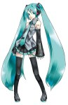 Hastune Miku Vocaloid Software 2 Box Art