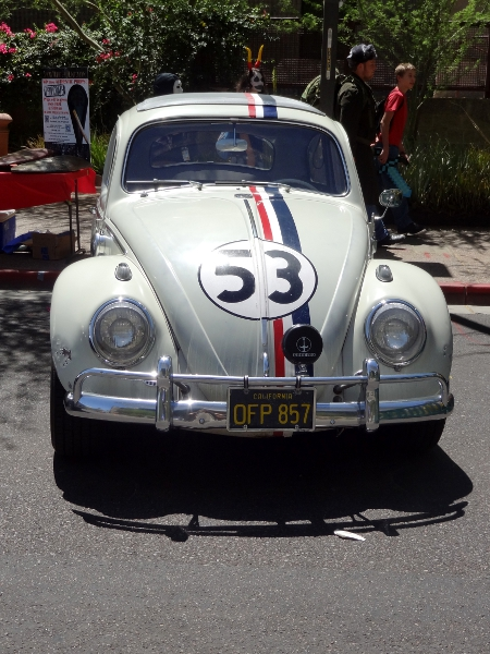 Herbbie from The Love Bug movies