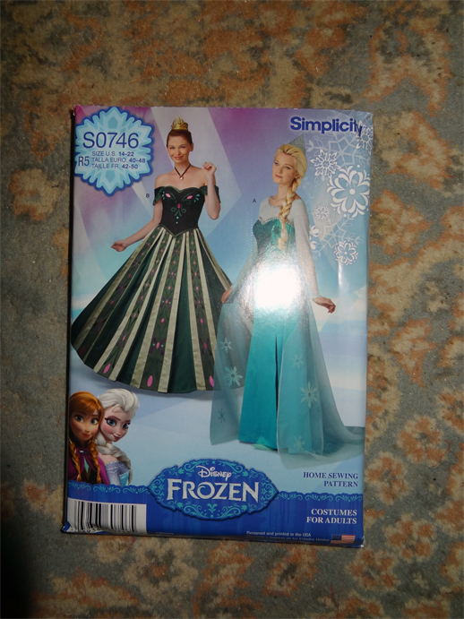 A Summary of Frozen Home Sewing Patterns – Essie of Who