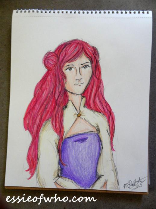 Princess Euphemia from Code Geass