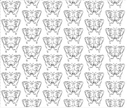 butterfly-1-coloring-design