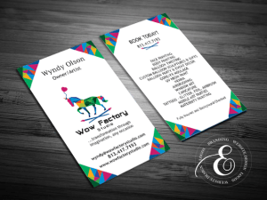 New Project- Business Card Design