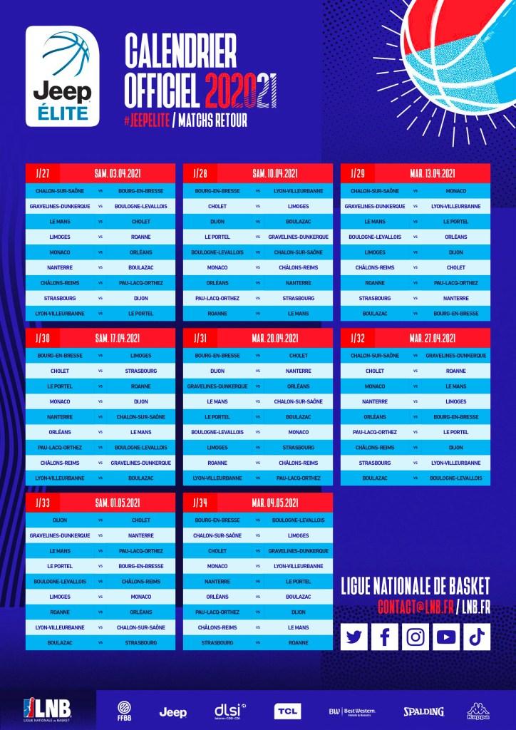 Saison 2020 2021 : le calendrier est sorti   ESSM Le Portel Côte d
