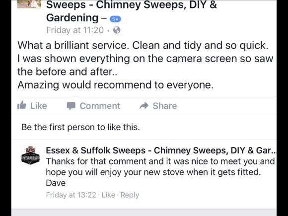 Chimney Sweeps Review