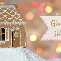 Mini Gingerbread House Gable Box Tutorial
