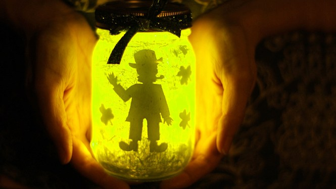 Leprechaun Jar Tutorial for St. Patrick's Day