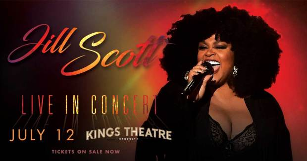 Jill scott live sexual and political at kings theatre review jill scott live malvernweather Image collections