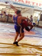 Eduard Soghomonyan, Greco Romana, Wrestling