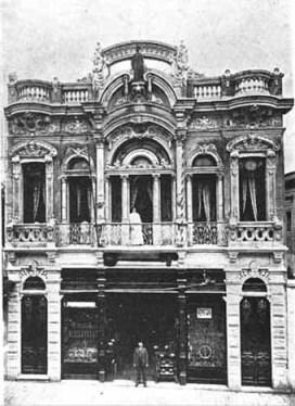 A Casa da Bóia, de Rizkallah Jorge, serviu de hospedaria para muitos armênios recém-chegados a São Paulo