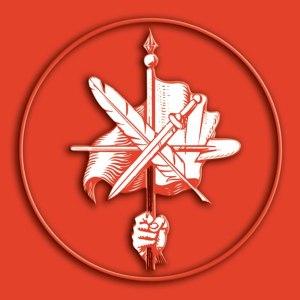 Brasão da Federação Revolucionária Armênia - Tashnagtsutiun!