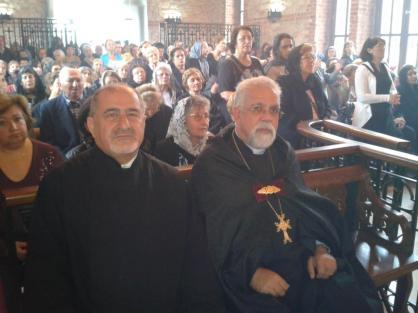 Boghos na missa