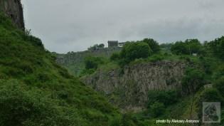 local de escalada próximo a garni
