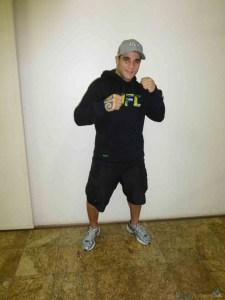 Daniel Sarafian, Armen Kevork, UFC, Portal Estação Armênia