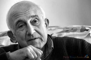 Roberto Markarian. Foto Sandro Pereyra para La Diaria